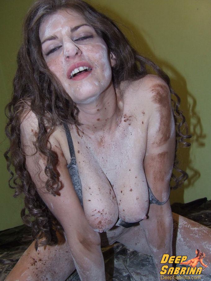Sabrina deep fucked